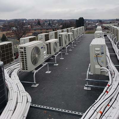 Rooftop Carrier Units
